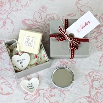 Happy Birthday Sister Filled Gift Box